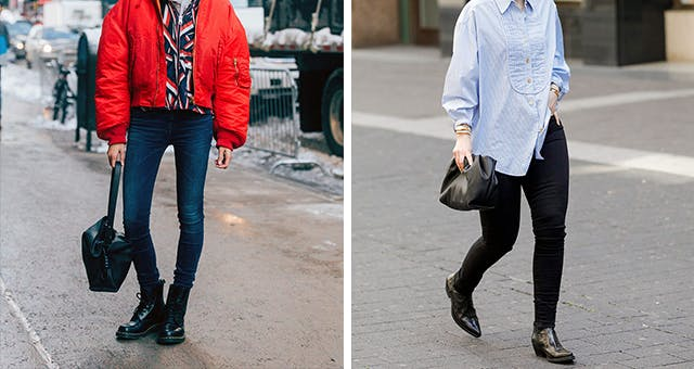 Wondering How to Wear Ankle Boots With Skinny Jeans? These 5 Outfits Are So Easy to Recreate