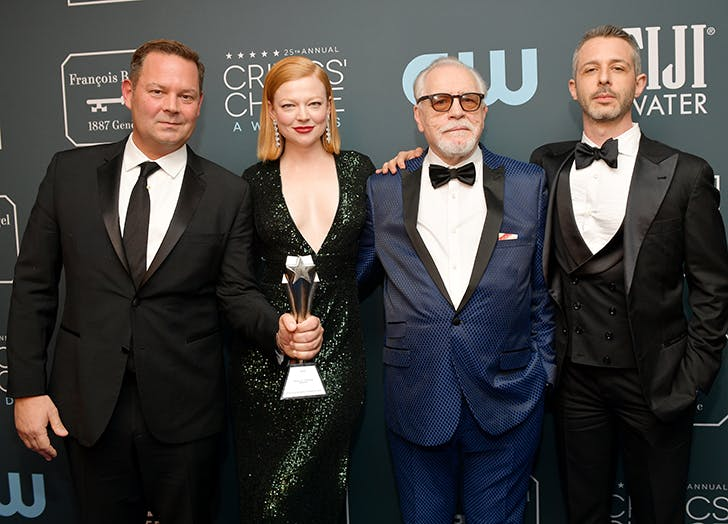 'Succession' Reigns Victorious Over 'The Crown' at the 2020 Emmy Awards