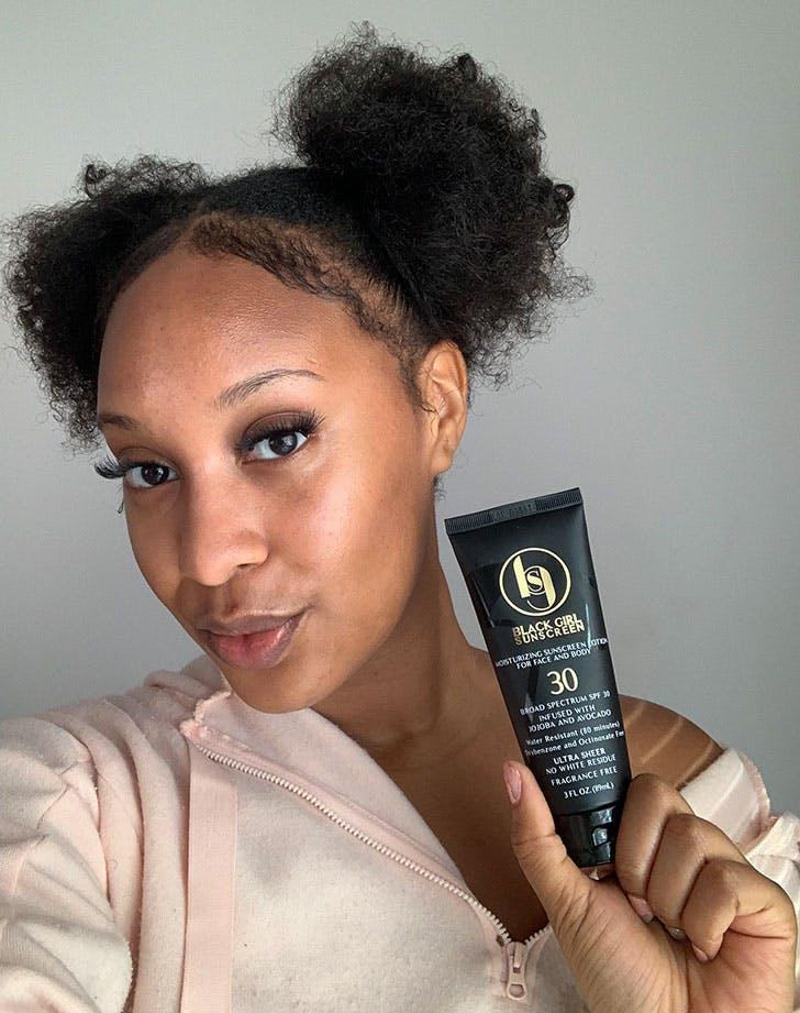 the black girls guide to spf blacks girl sunscreen