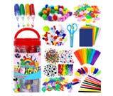 unschooling kids benefits craft supplies1