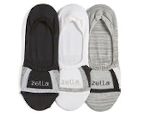 zella no show socks