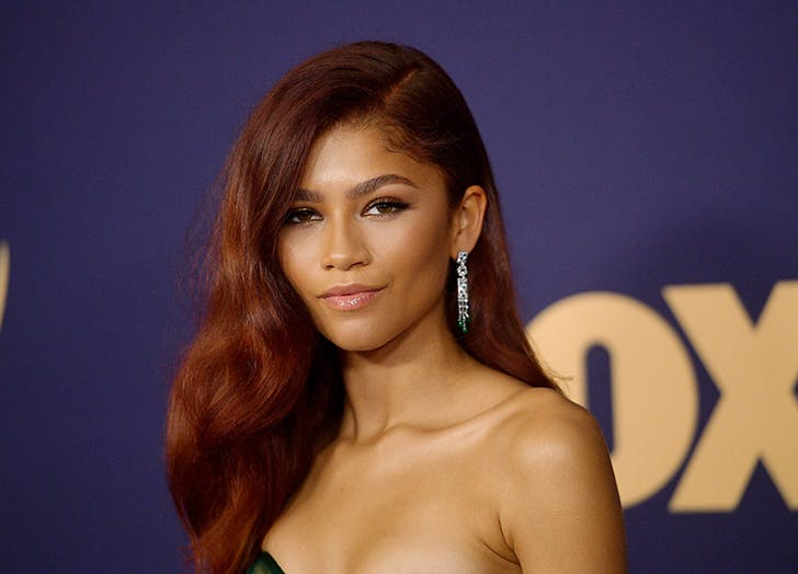 Zendaya Crowned Outstanding Lead Actress in a Drama Series at the Emmy Awards