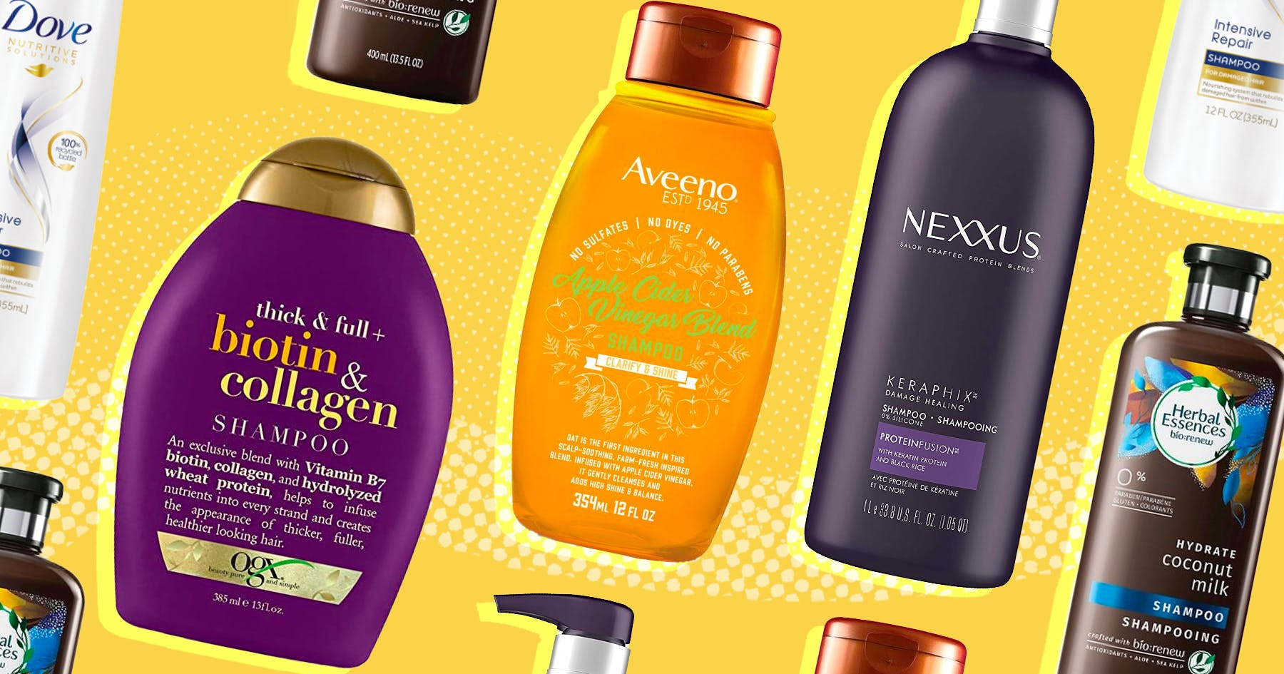 The Best Drugstore Shampoo For Every Hair Concern Purewow