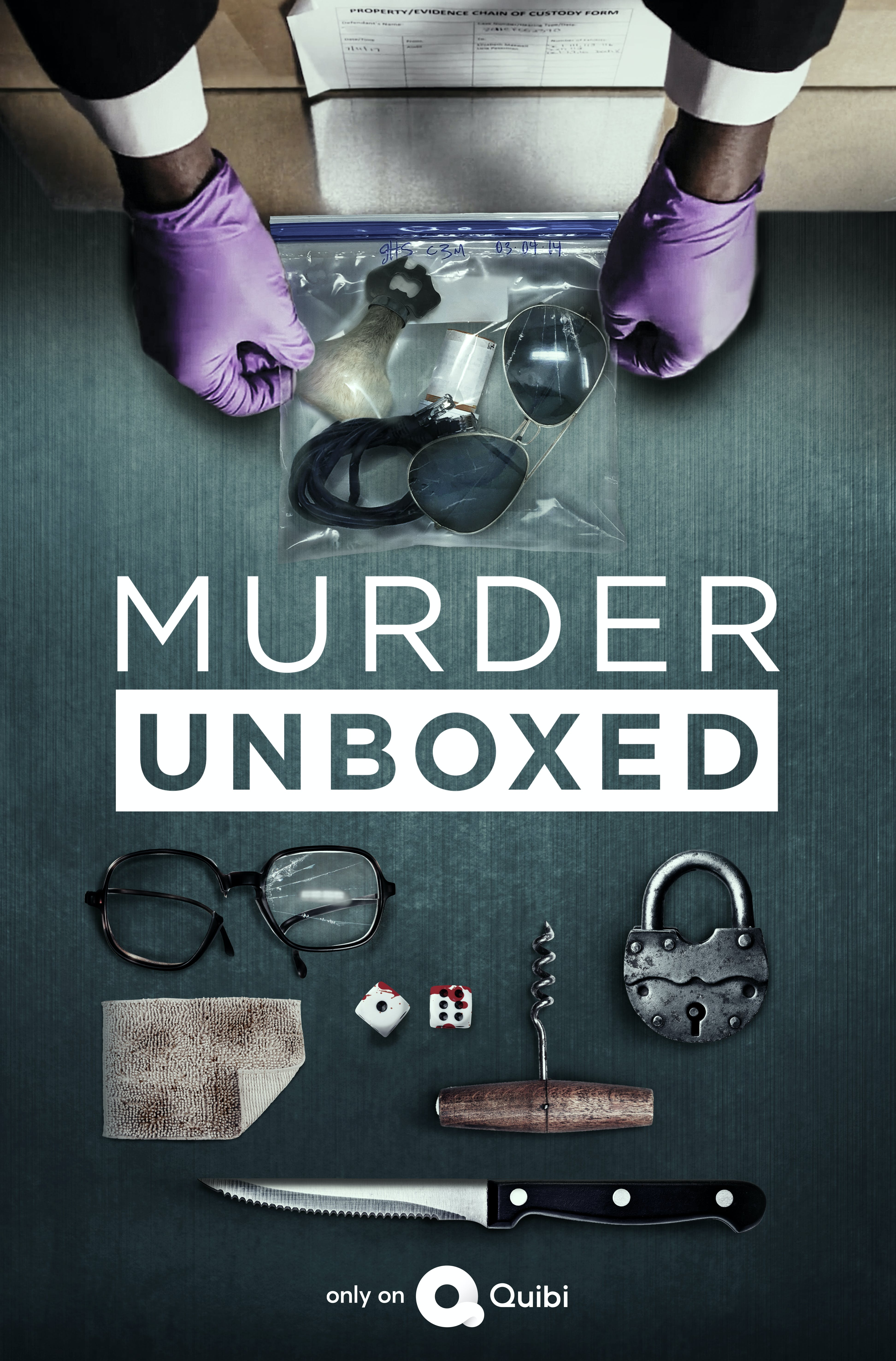 Murder Unboxed Poster