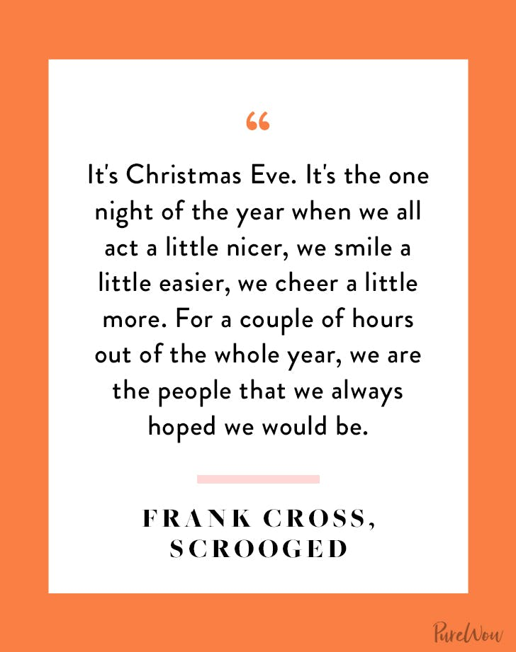 68 Holiday Quotes To Spread Christmas Cheer Purewow