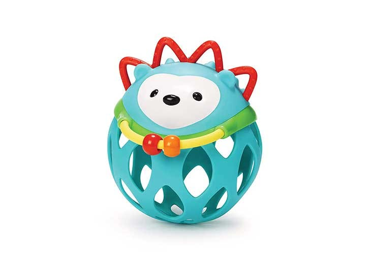 Skip Hop baby rattle best stocking stuffers for kids