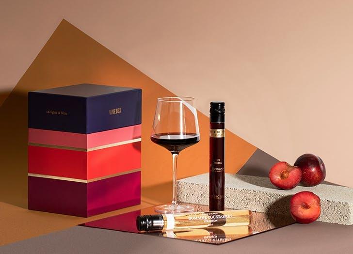 alcohol advent calendars vinebox 12 nights of wine