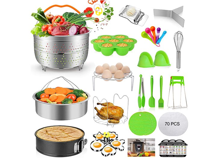 amazon prime day kitchen instant pot accessories set