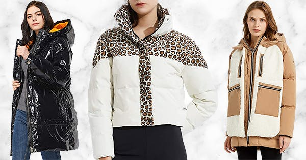 The Makers of the Amazon Coat Are Baaaack and the New Options Are Surprisingly Chic
