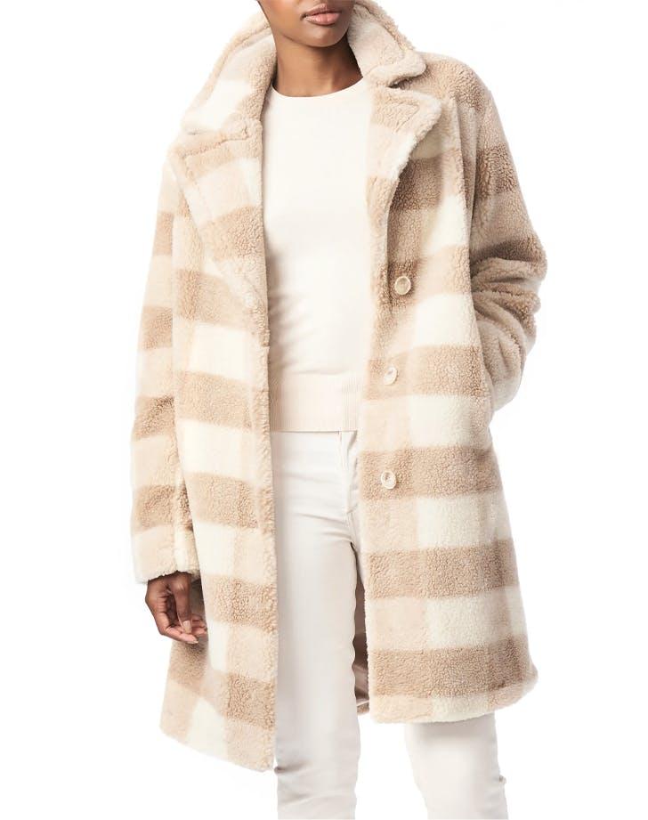 bernardo coat on sale