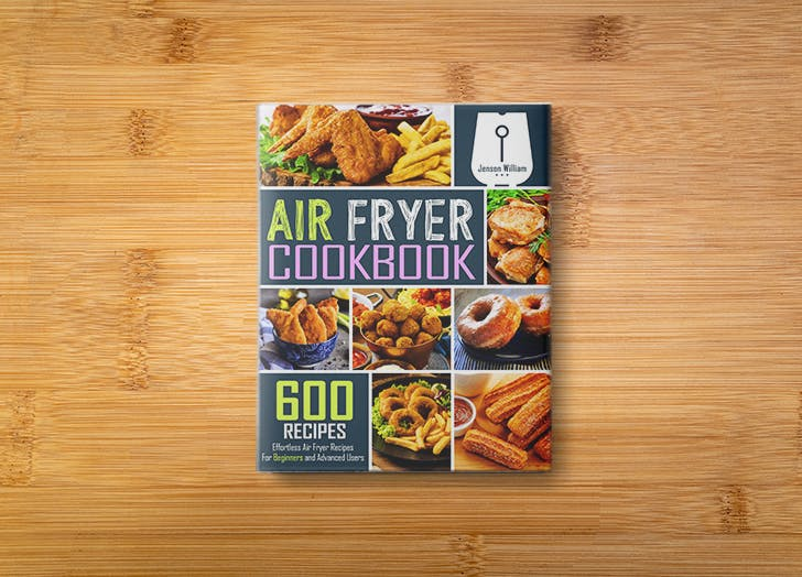 best air fryer cookbook air fryer cookbook by jenson william