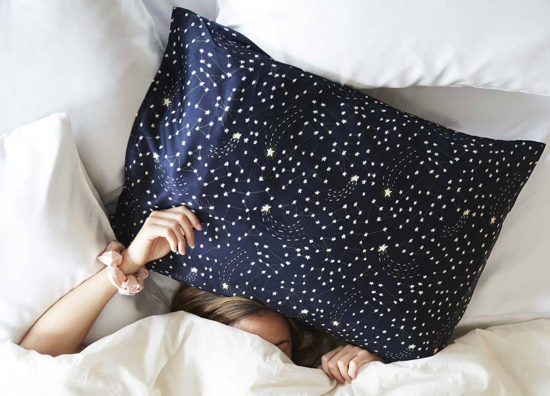 best silk pillowcase brooklinen hero