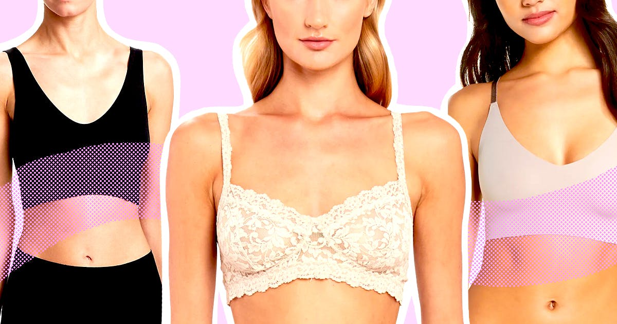 The 19 Best Bralettes for All Cup Sizes (Because Underwire Is the Worst)