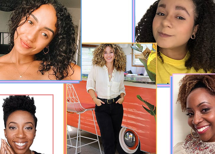 The Best Products For Curly Hair Patterns Purewow