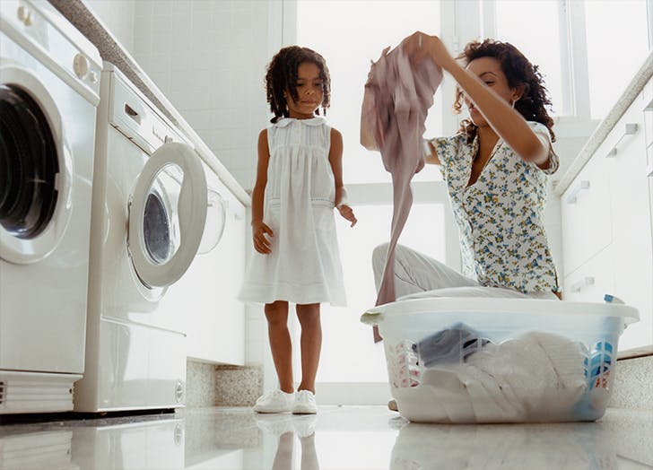 The Biggest Laundry Mistake Everyone Makes