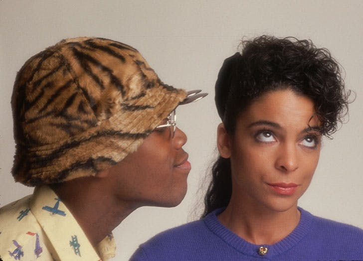 black tv shows a different world