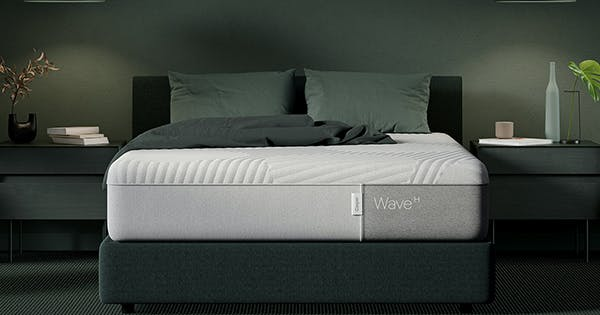 I Tested Out 5 Different Mattresses and Casper's Wave Hybrid Was the Only One That Helped My Back Pain