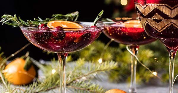 40 Festive Champagne Cocktails to Sip on New Year's Eve