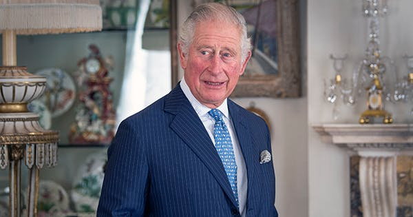 Prince Charles Gave Us a Rare Look Inside His Home and the Decor Is Bonkers (2 Rooster Statues?!)