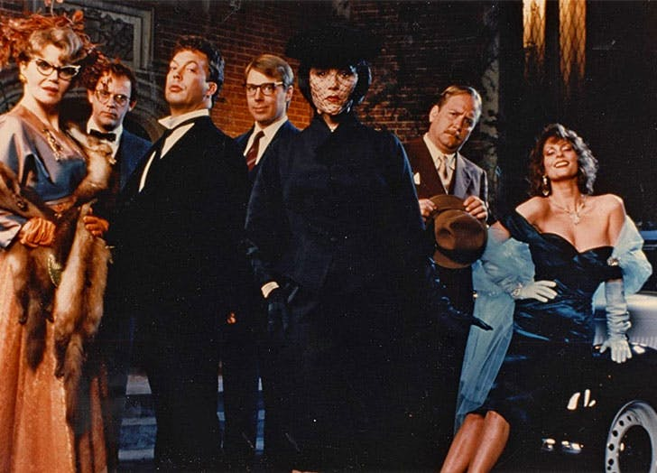 clue best movie of all time cast
