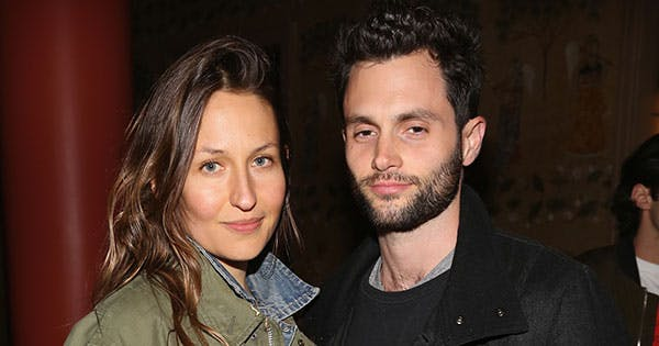 'You' Star Penn Badgley and Wife Domino Kirke Share First Photos of Newborn on Instagram