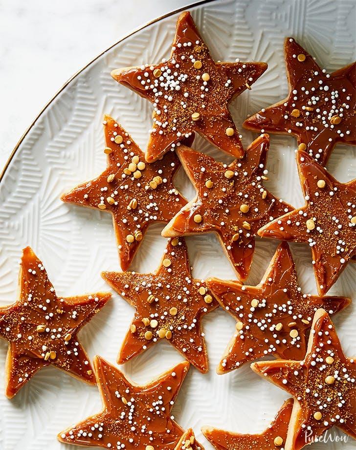 easy christmas treats brown sugar cookies dulce de leche recipe