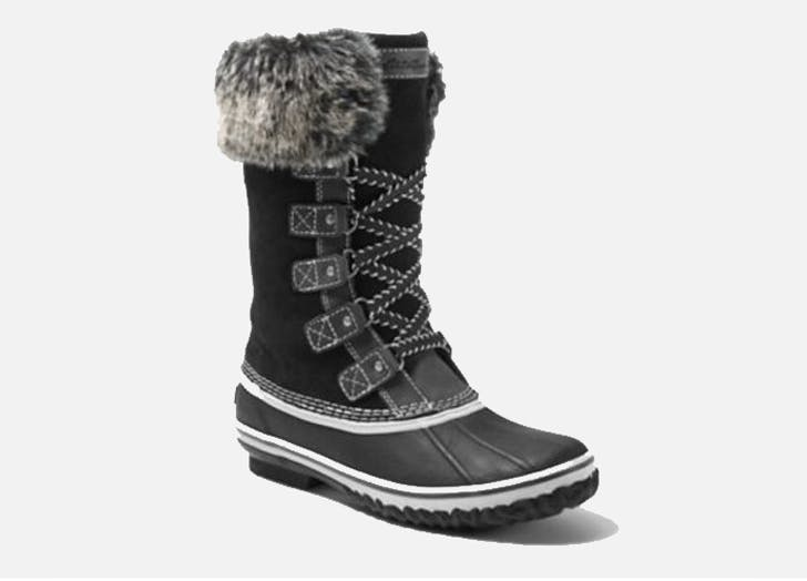 eddie bauer podiatrist recommended snow boots