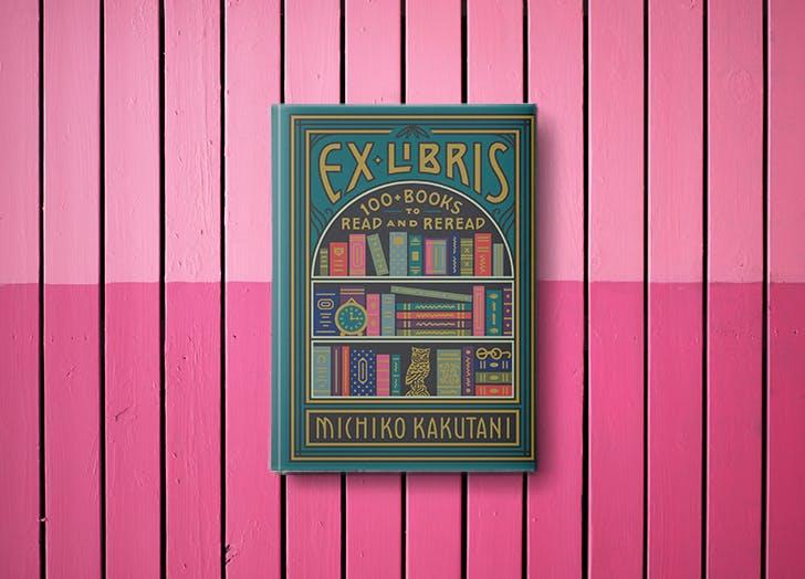 In 'Ex Libris,' Literary Critic Michiko Kakutani Writes a Contagiously Joyous Ode to Books