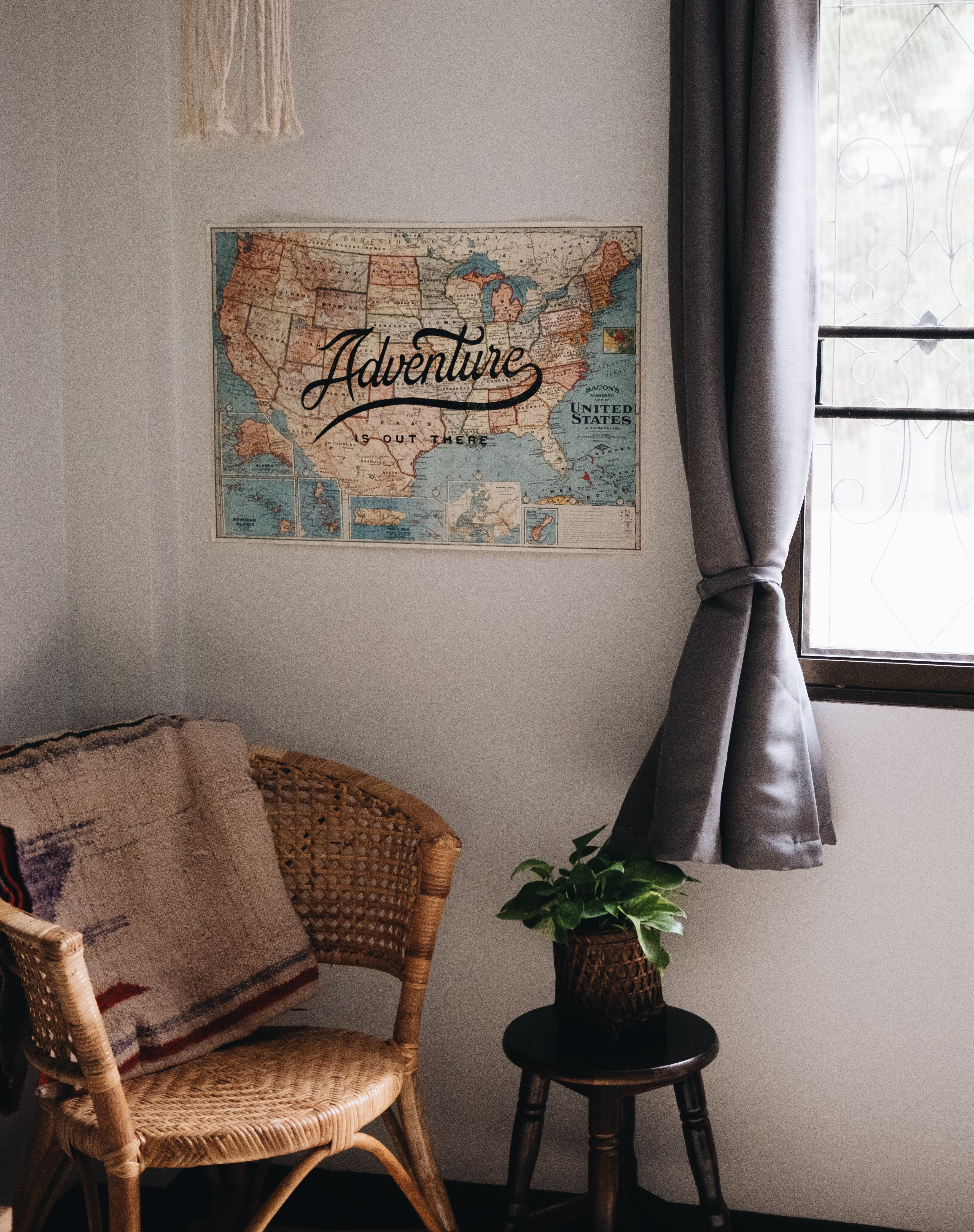 family room decorating ideas map
