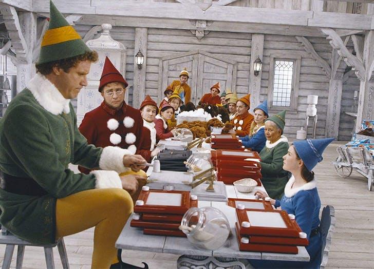 holiday movies elf