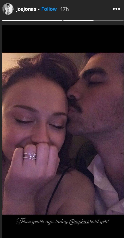 joe jonas and sophie turner instagram