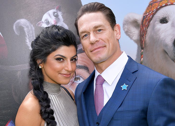 Who Is John Cena S Wife Shay Shariatzadeh Purewow Although cena had said i don't want marriage in the past, the wrestler clearly had a change of. is john cena s wife shay shariatzadeh