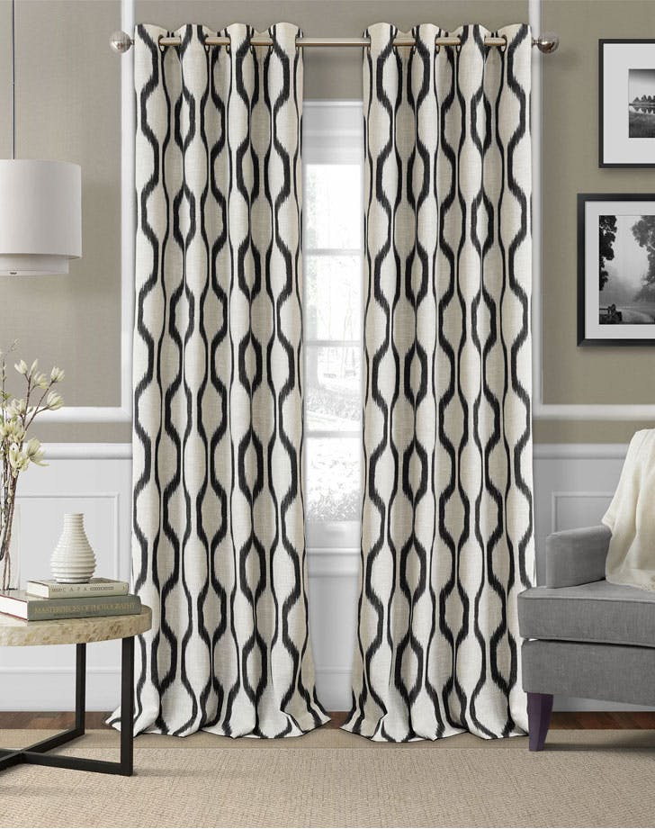 29 Living Room Curtain Ideas To Refresh Your Space Purewow