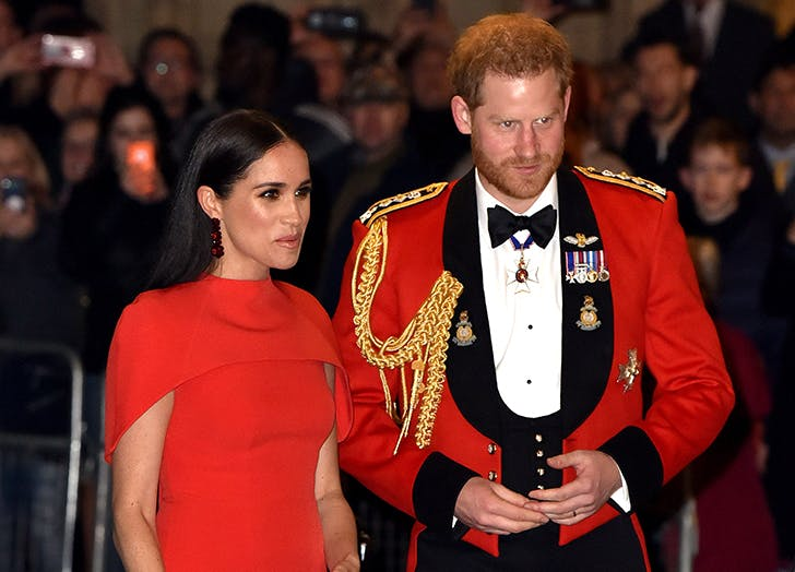 We Finally Know if Prince Harry and Meghan Markles Story Will Ever Be Told on 'The Crown'