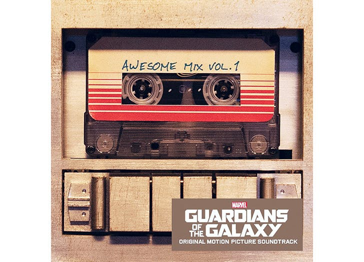 movie soundtracks guardians of the galaxy