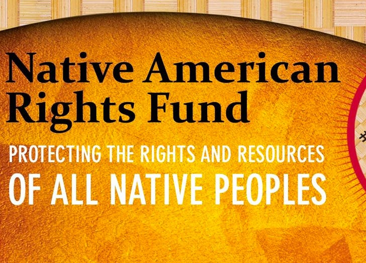 native american charities narf