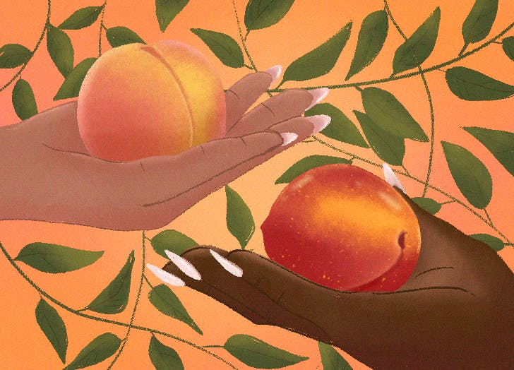 Nectarine vs. Peach: What's the Difference?