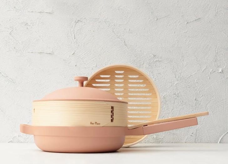 Our Place Just Launched a Steamer Accessory That Will Upgrade Your Veggie (or Dumpling) Game