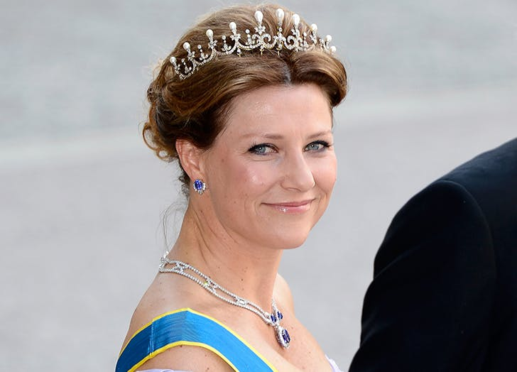 Norway's Princess Märtha Louise Is Filming a Movie