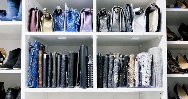 13 Purse Storage Ideas, According to a Professional Organizer