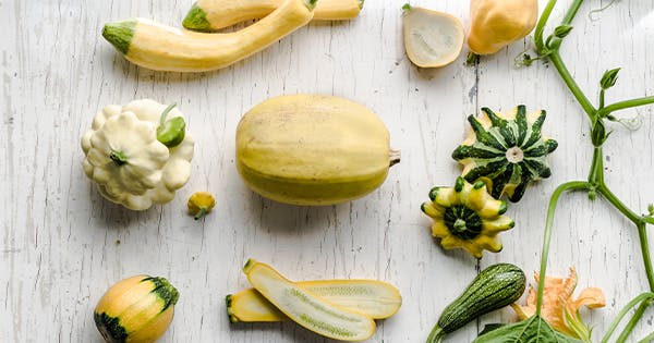 From Acorn to Zucchini, Here Are 20 Different Squash Types (Plus How to Use 'Em)