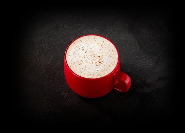 starbucks holiday drinks Eggnog Latte