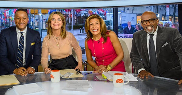 The 'Today' Show Hosts Just Debuted Their Highly Anticipated Halloween Costumes