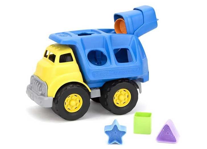 Green toys shape sorter best educational toys