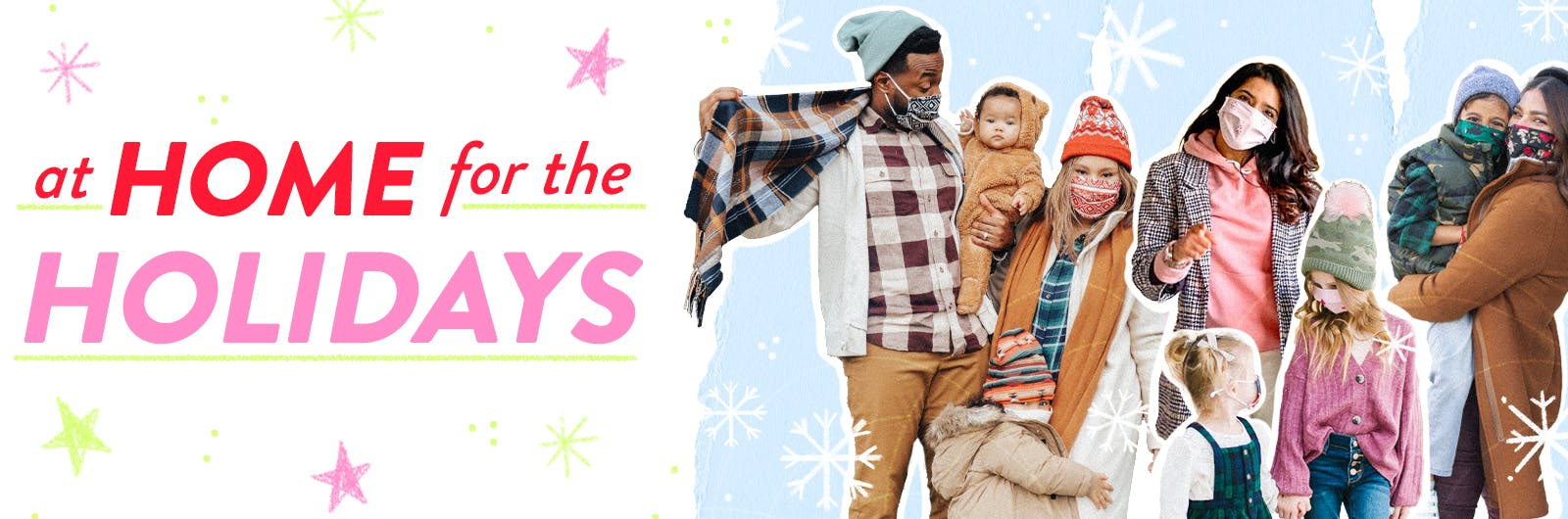 Old Navy Holiday Traditions Guide Guide Header
