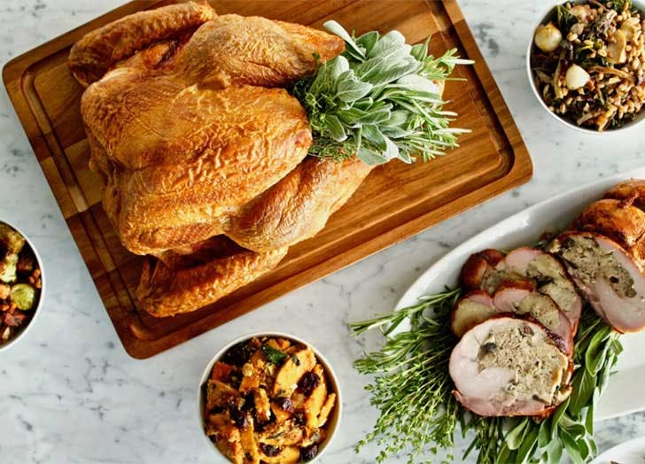 Thanksgiving takeout NYC Bklyn Larder