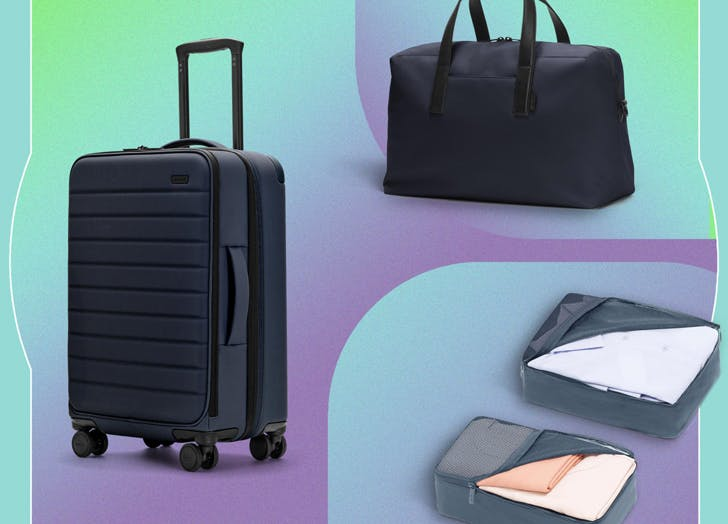 This Travel Set From Away (Which Includes an Actual Suitcase) Is $125 off—for Today Only