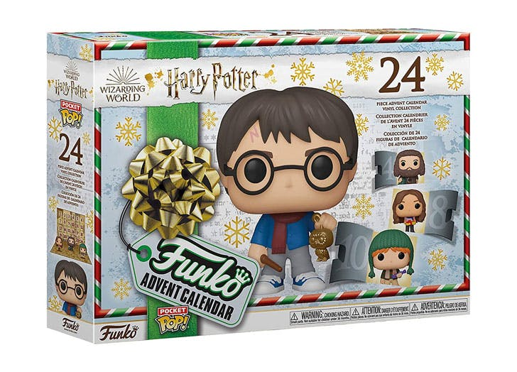 best kids advent calendars harry potter