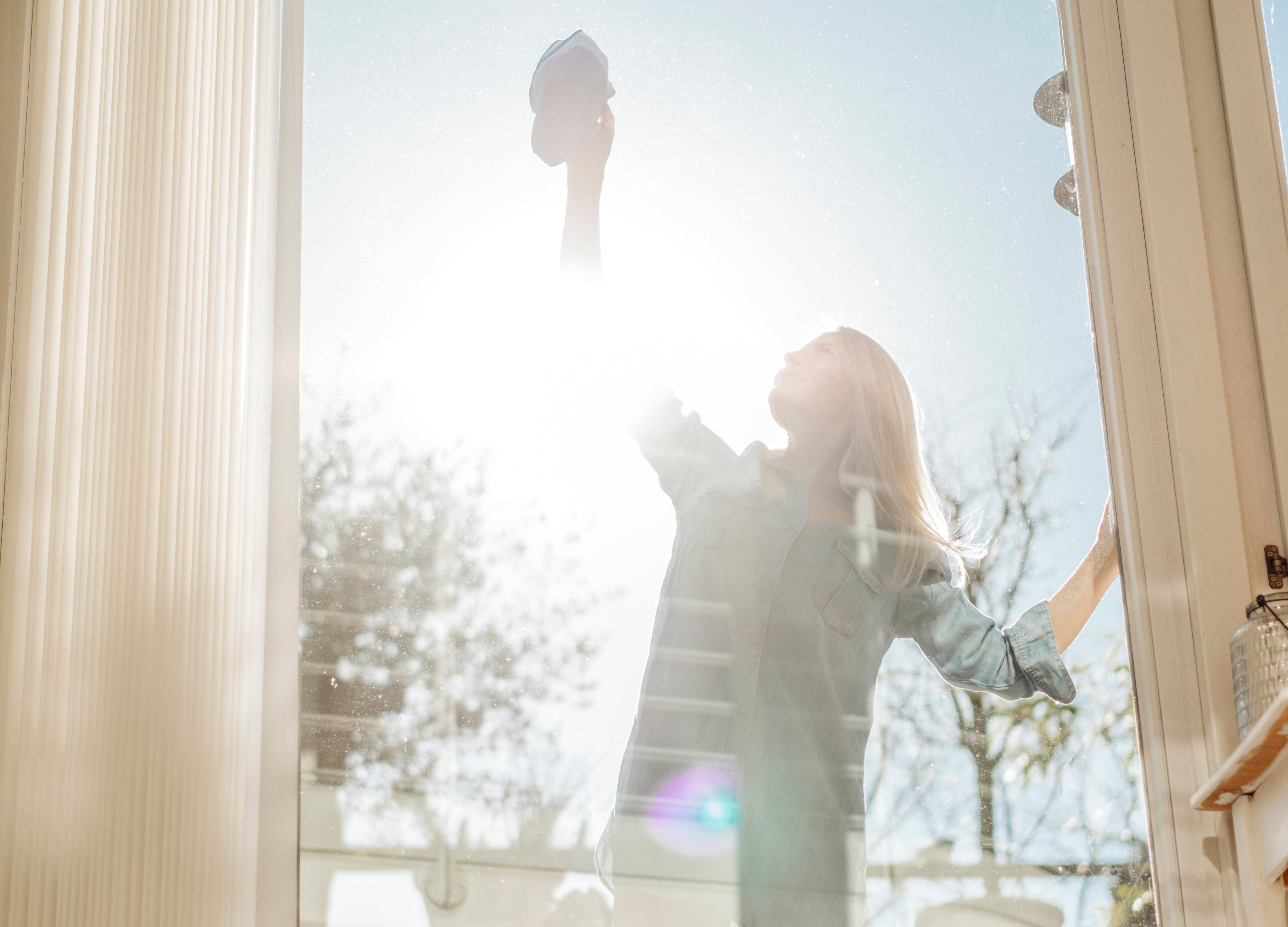 The Best Way to Get Streak-Free Windows? Well, It Doesn't Involve Windex…