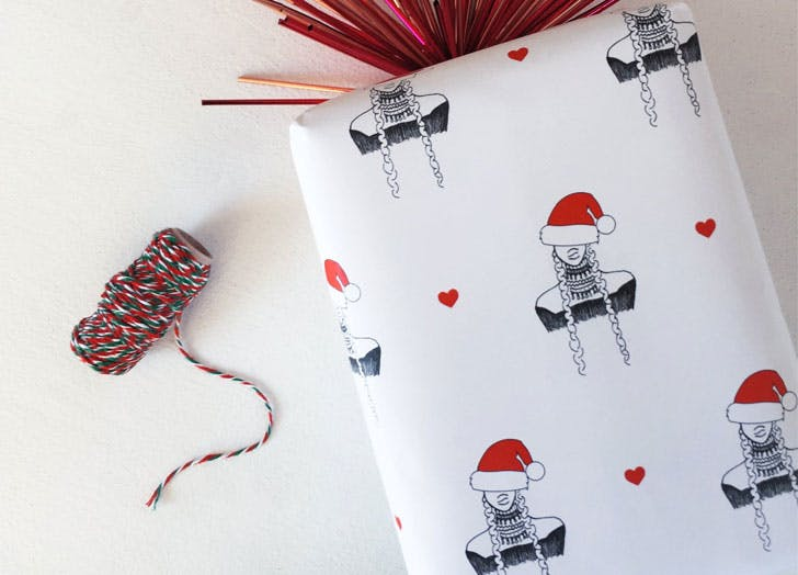 best wrapping papers and gift supplies beyonce